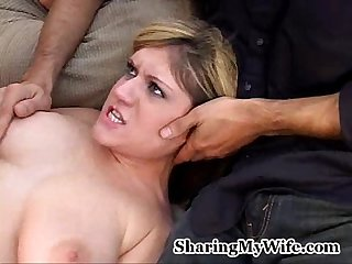 Husband wants to watch his sexy wife fuck another man