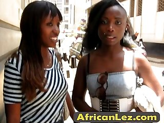 Must see these stunning amateur african lesbians on camera!final-alta