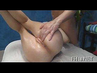 Porn in massag