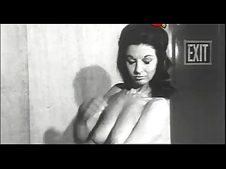 Jackie Miller in Sexploiters (60s softcore in B&W)