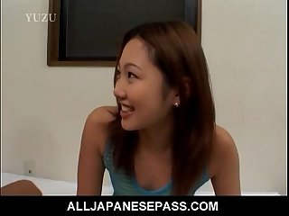 Teen hottie arisa sugano is with her boyfriend