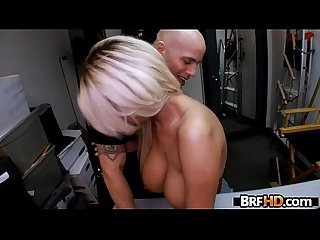Hot pornstar bridgette b loves facials 2 2