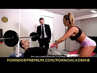 Porno academie legendary milf aubrey black exclusive mmf threeway