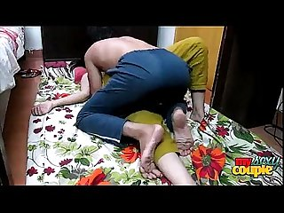 Sonia delhi desi teen couple doing some extra ordinary job