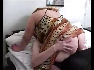 Bbw mom gets what she needs son
