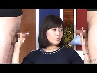 Professional Japanese mature news reporter loves to fuck during live show FREE FULL DL..