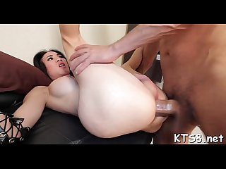Merciless fuck for a excited lady boy