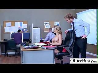 Hardcore Sex In Office With Huge Boobs Girl (Kagney Linn Karter) vid-14