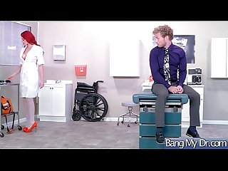 Doctor Seduced And Hard Bang A Horny Sexy Patient (Skyla Novea) video-26