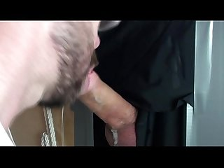 big cock gloryhole blowjob