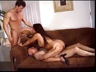 Milf fuck in front of husband