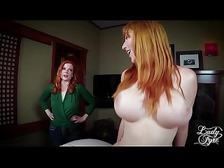 Aunt lauren S secret visit part 2 full Vid lauren phillips lady fyre