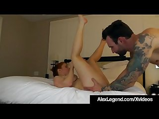 Fat Cock Alex Legend Bangs Beauty Penny Pax In Hotel!