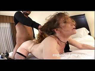 Mature police officer milf bangs black criminal