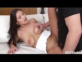 Cristina Miller In Public blowjob from big tits Latina