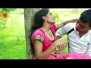 Telugu tv serial actress boob press in hot romance new