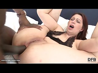 Interracial hardcore mature ass fucked pussy stuffed gets cumshot on twat