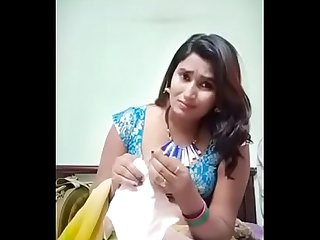 Swathi naidu sexy in saree and showing boobs part-2