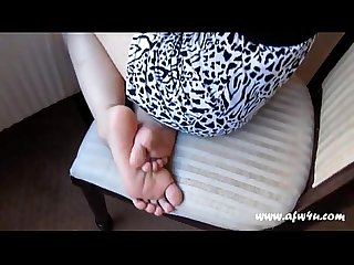 Asian foot worship 4