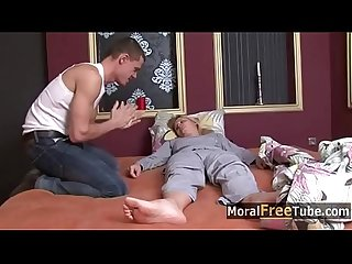 Breeding Sleeping sister moralfreetube com