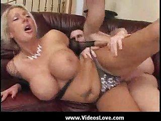 Big titis Aunt hardcore