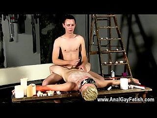 Andrew dexter gay emo The kinky fellow won't let him cum though, and