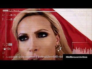 Busty blonde hooker Nikki benz filmed fucking her client excl