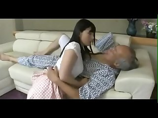 nieta con abuelo, full video:..