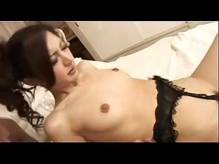 Hot japanese woman receives a nice creampie www beeg18 com