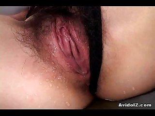 Horny tomoe hinatsu vibrator action