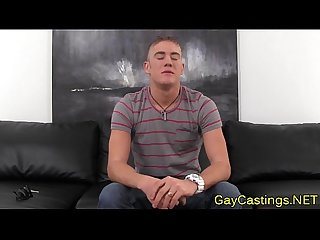 Gaycastings ranch hunk auditions for porn