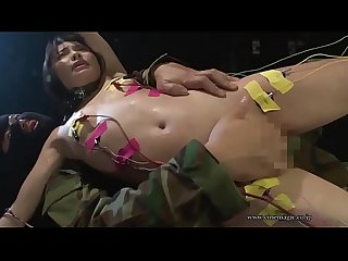Electro torture Asian Girl Japanese - 15