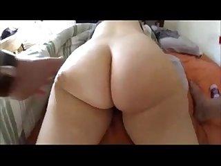 Gros plan de son petit cul