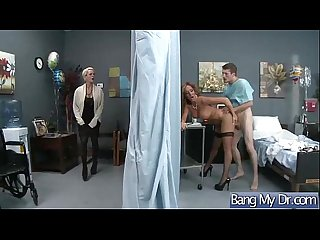 Naughty Patient (richelle ryan) Come At Doctor And Recive Sex As Treat mov-19