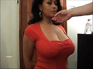 Danica in rood Top