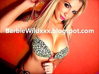 Blonde brazilian webcam girl barbiewild