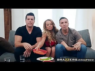 Brazzers brazzers exxtra superbang my ass scene starring corinna blake keiran lee and ramon