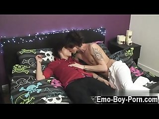 Gay teen emo boy movieture Boyfriends Dakota Shine & Tantrum Desire