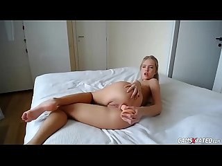 Step Sister Anal Masturbation Blonde