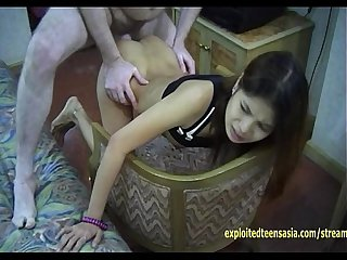 Exclusive scene jen thai Amateur teen babe fucked in A chair pert butt