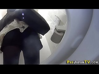 Asians urinate onto cam