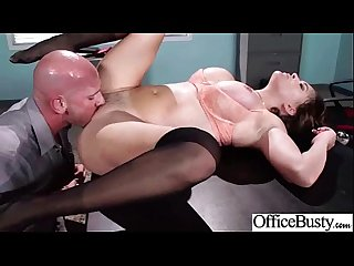 Hard sex tape in office with big tits slut horrny girl krissy lynn vid 19