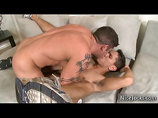 Josh gets his tight anus fucked deep 6 by nicejocks