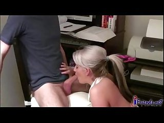 Giving A blow job