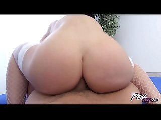 Ass stretching anal lover Wendy Moon havent enough