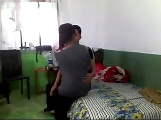 Hot Nepali having sex with boyfirend