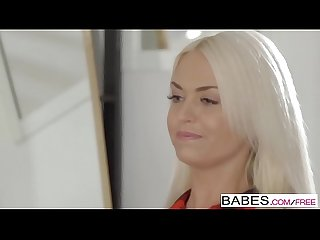 Babes - The Fairer Sex starring Lena Love and Kira Zen clip