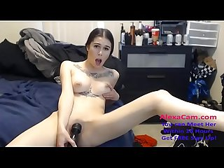 see this what a horny fucking sexy babe live part 1 (86)