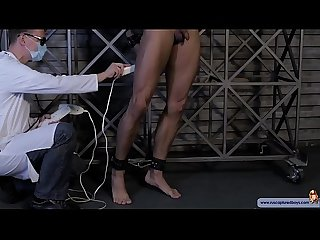 slave boy tortured by electro
