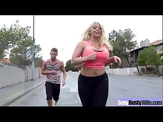 (alura jenson) Mature Big Round Juggs Lady Love Intercorse video-03